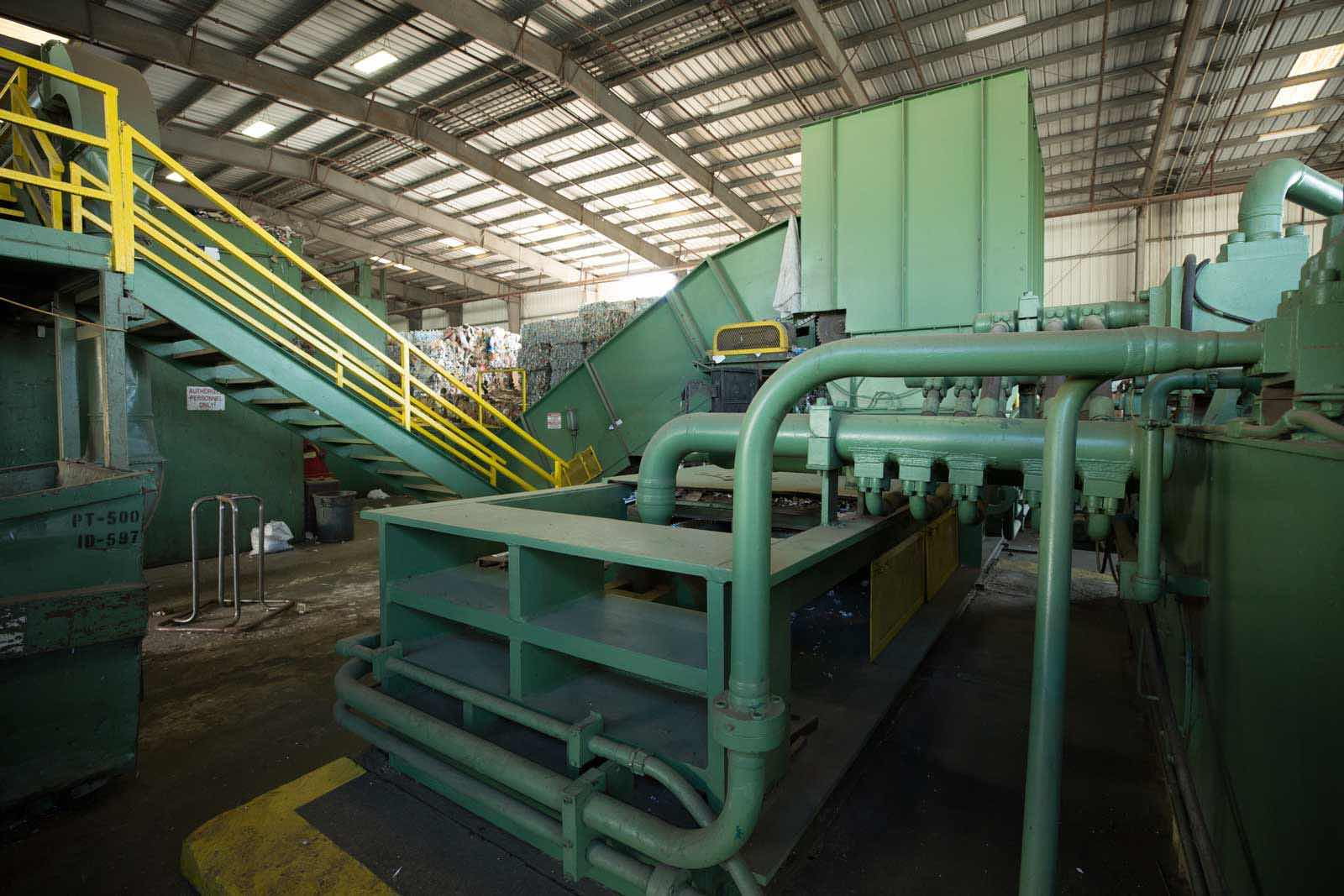 Allan Company Facilities That Keeps Waste Moving