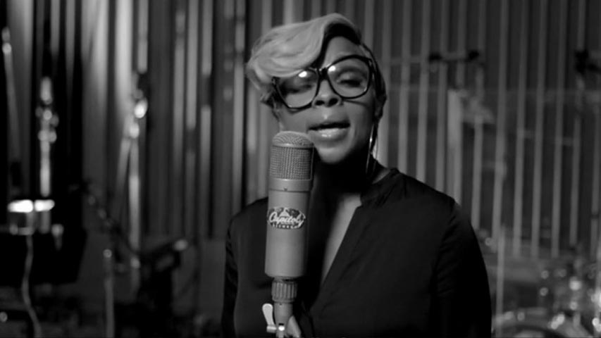 Mary J Blige Music Vidoe Collection