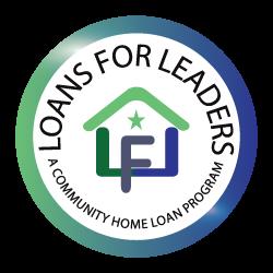 Loans for Leaders Mortgage Program Logo