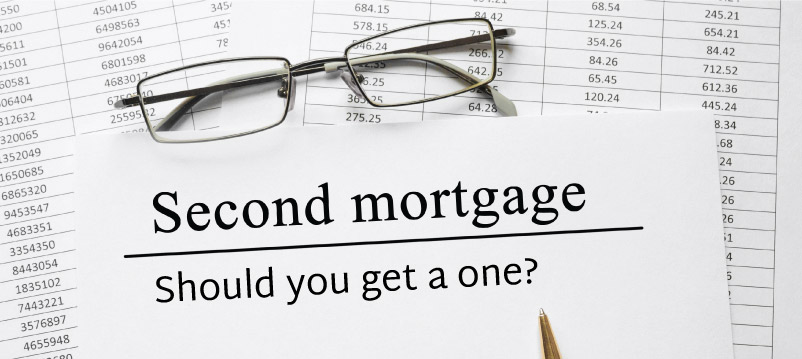 3 Reasons to get a Second Mortgage