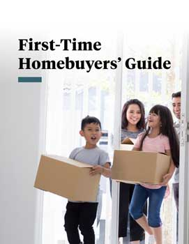 A PDF Guide for First Time Home Buyers