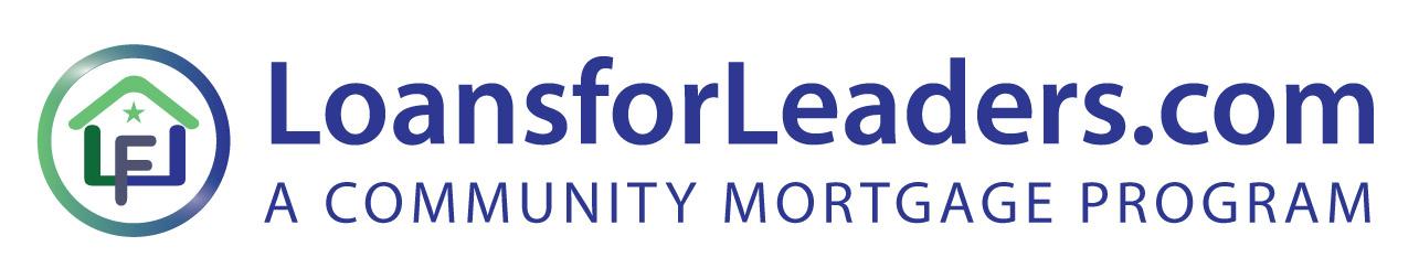 LoansforLeaders.com Program Logo