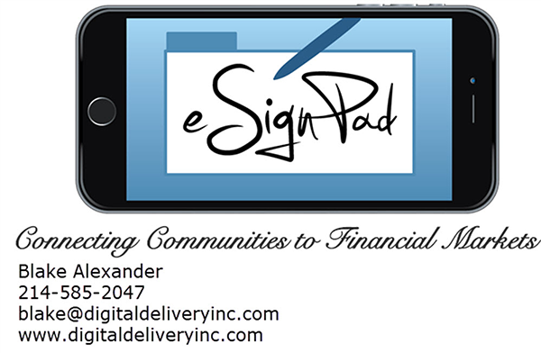 eSignPad by Digital Delivery Inc - Join our Wholesale Lender's Remote Online Notarizations Demo