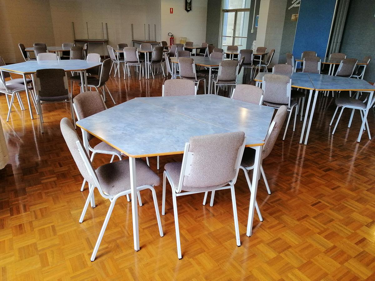 Barkley Hall Dining Room