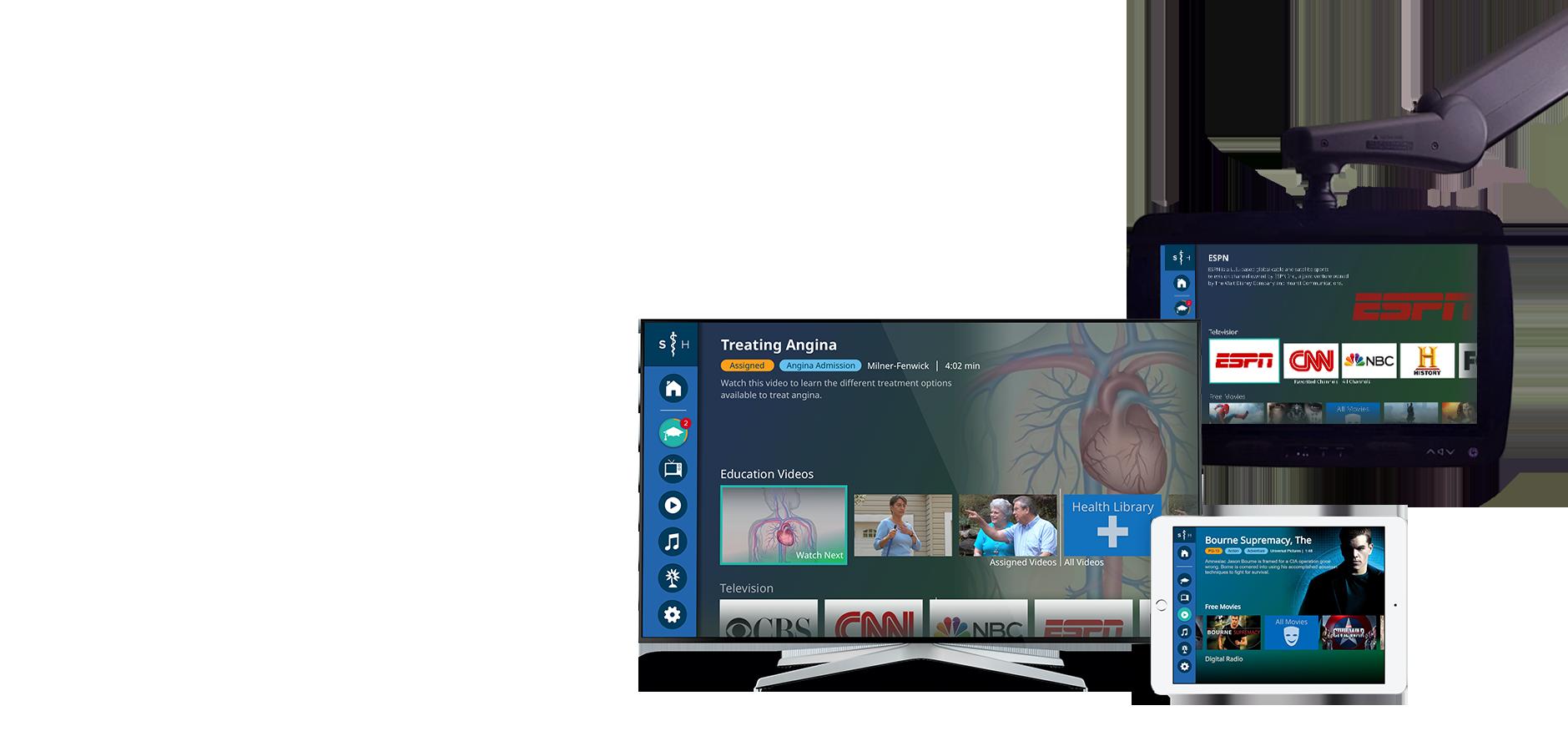 Technology - Forward Thinking IPTV | eVideon