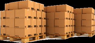Secured Storage Warehouse