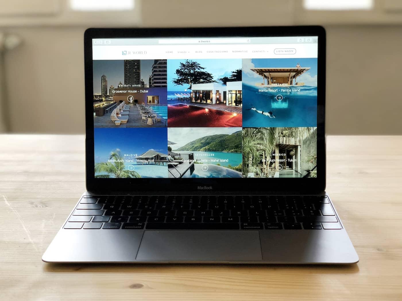 Realizzazione sito web bari