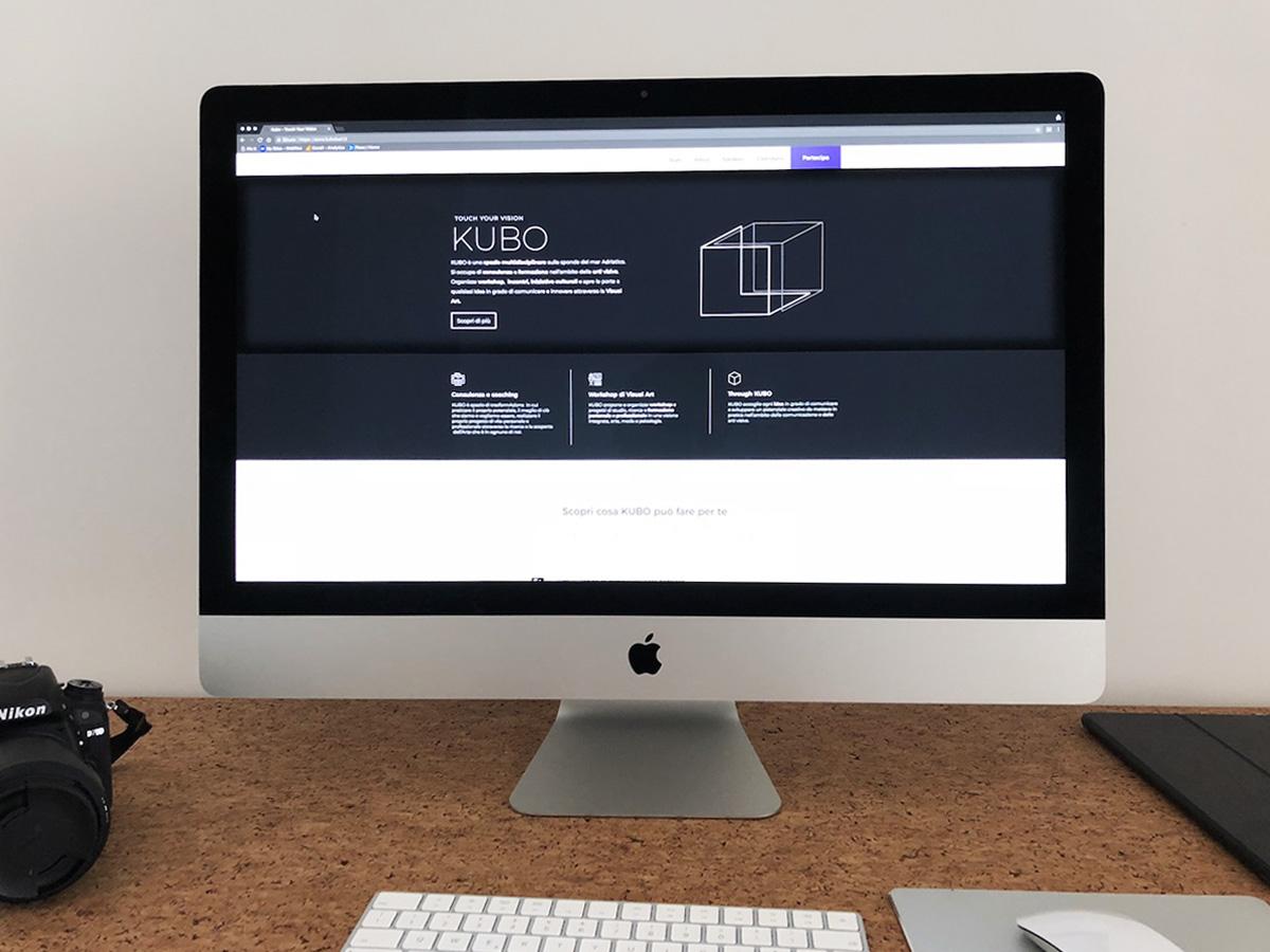 Sito Web KUBO
