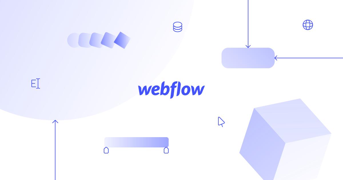 La migliore alternativa ad Adobe Muse si chiama Webflow ed è uno strumento per creare siti web estremamente potente.