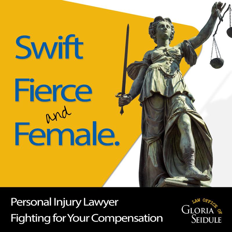 swift fierce and female