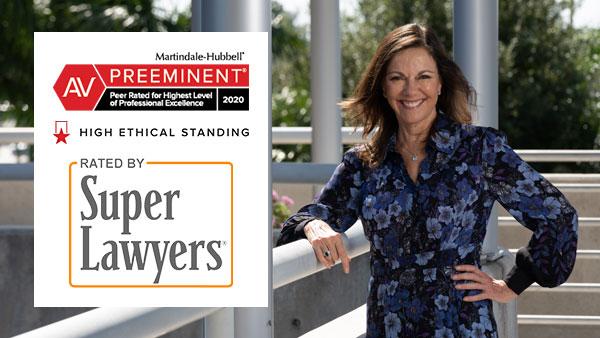 gloria seidule top rated lawyer