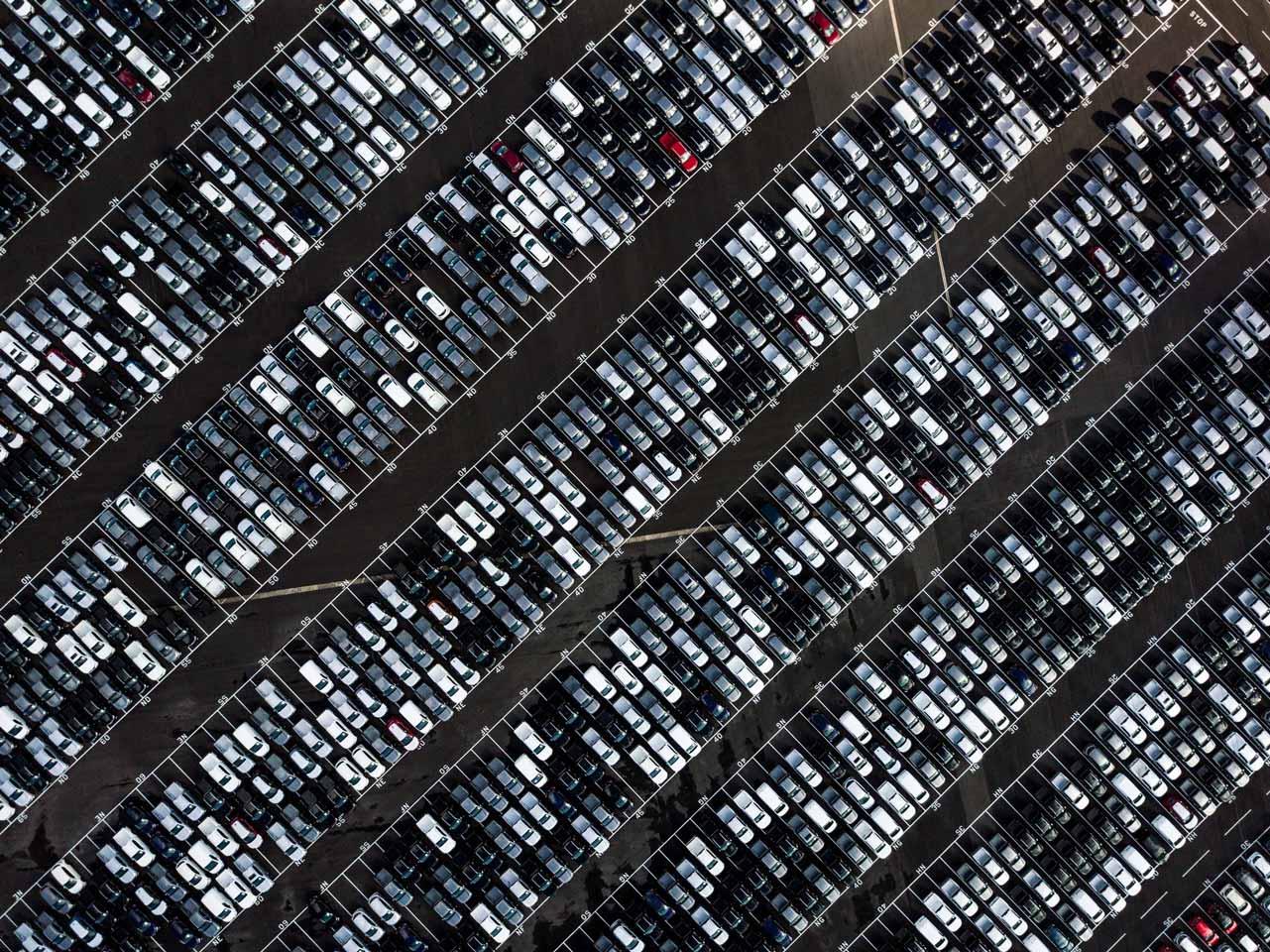 Parkplatz Bild