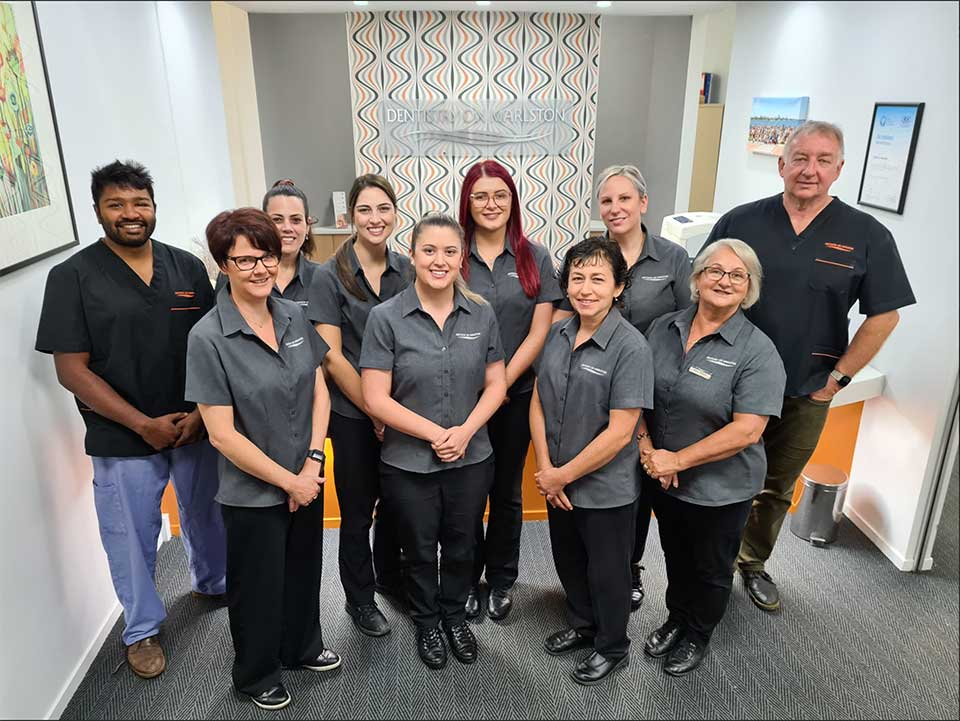 Marlston Dentistry  Staff