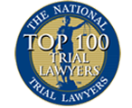 National Trial Lawyers: Top 100 logo
