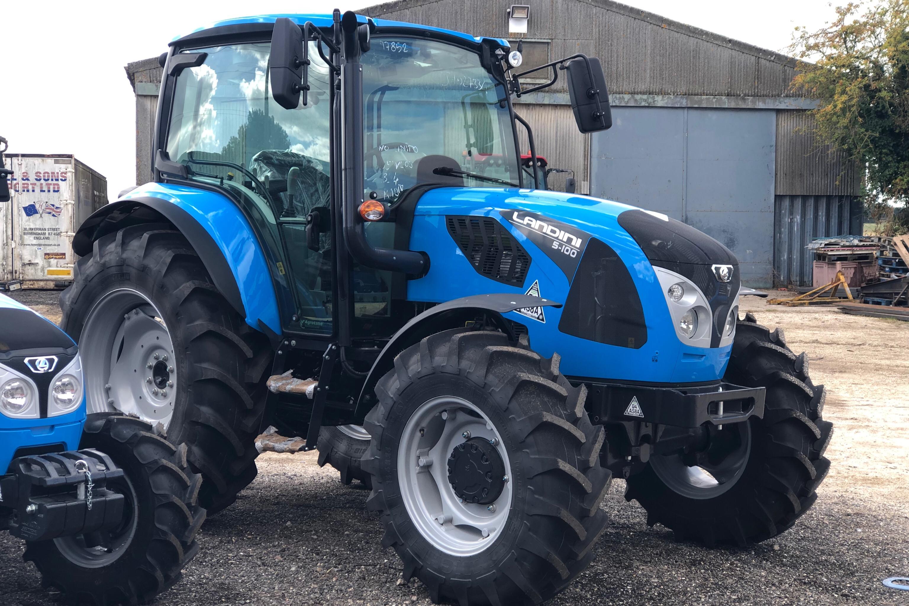 Landini Tractor 5-100 - NEW