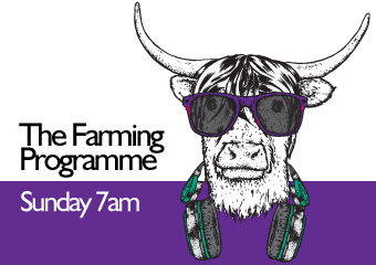 Clover Farm Services interview on The Farming Programme - October 2019