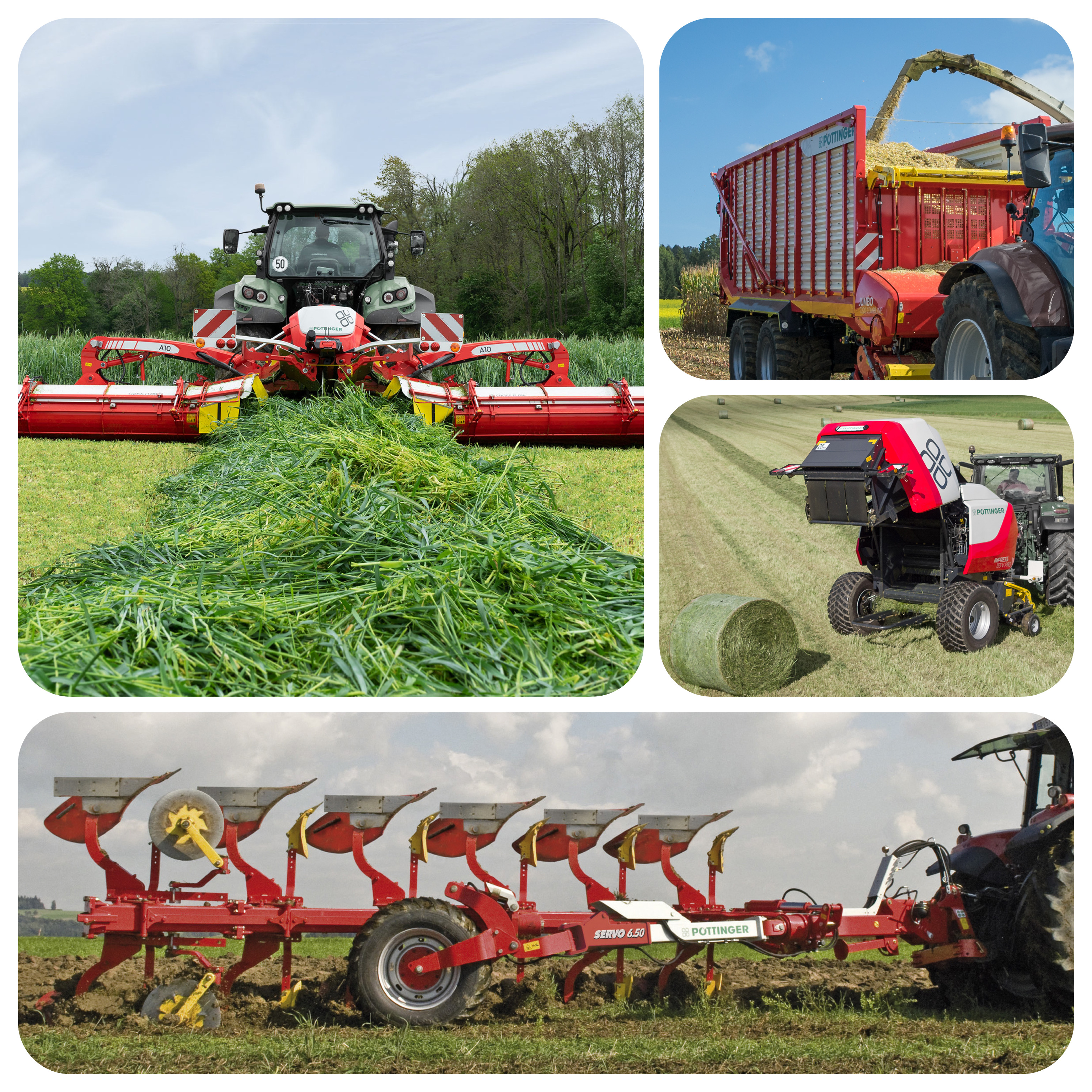 We have now linked up with Pottinger. . .