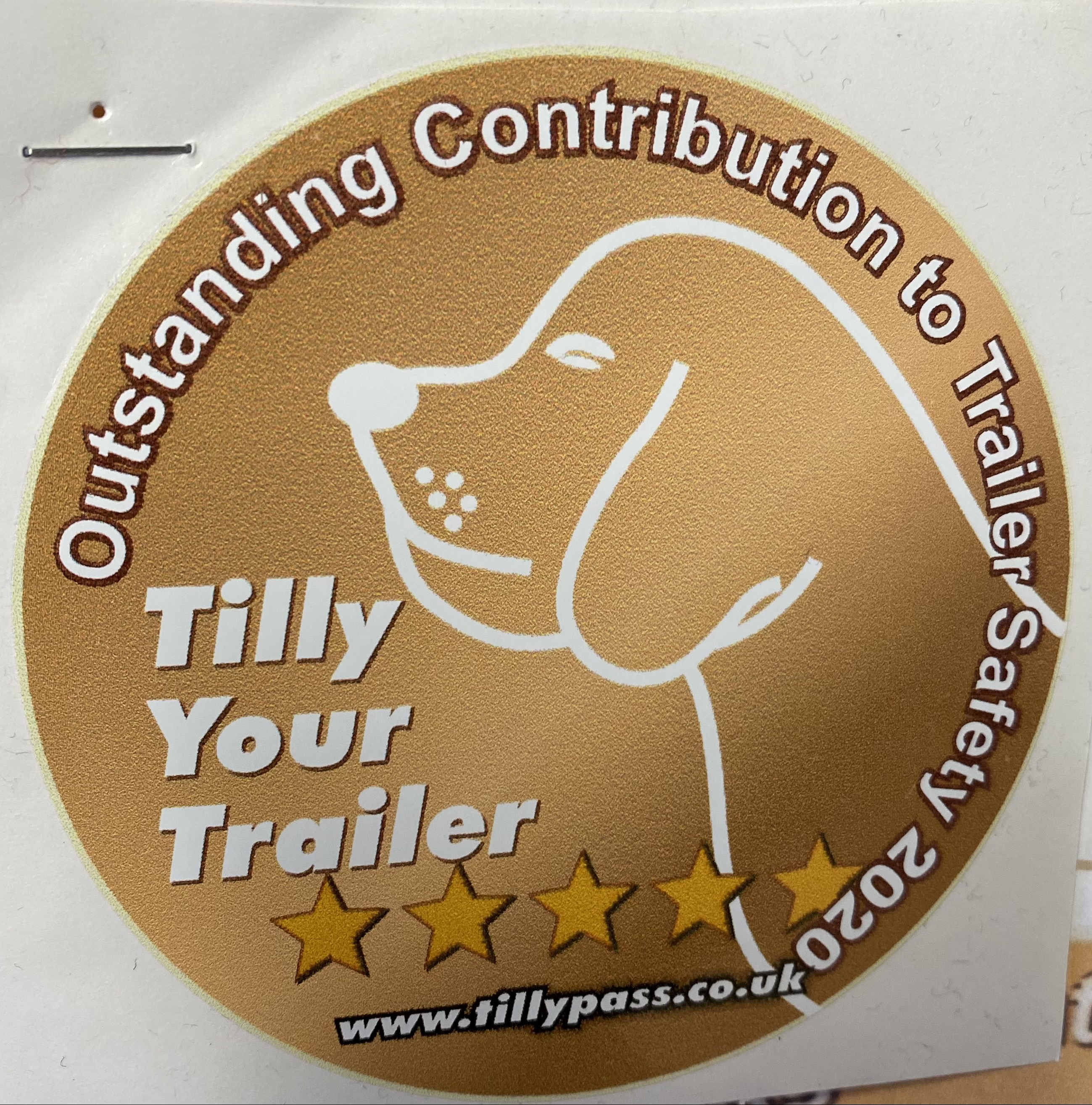 Tilly Pass - Outstanding Contribution Awards 2020