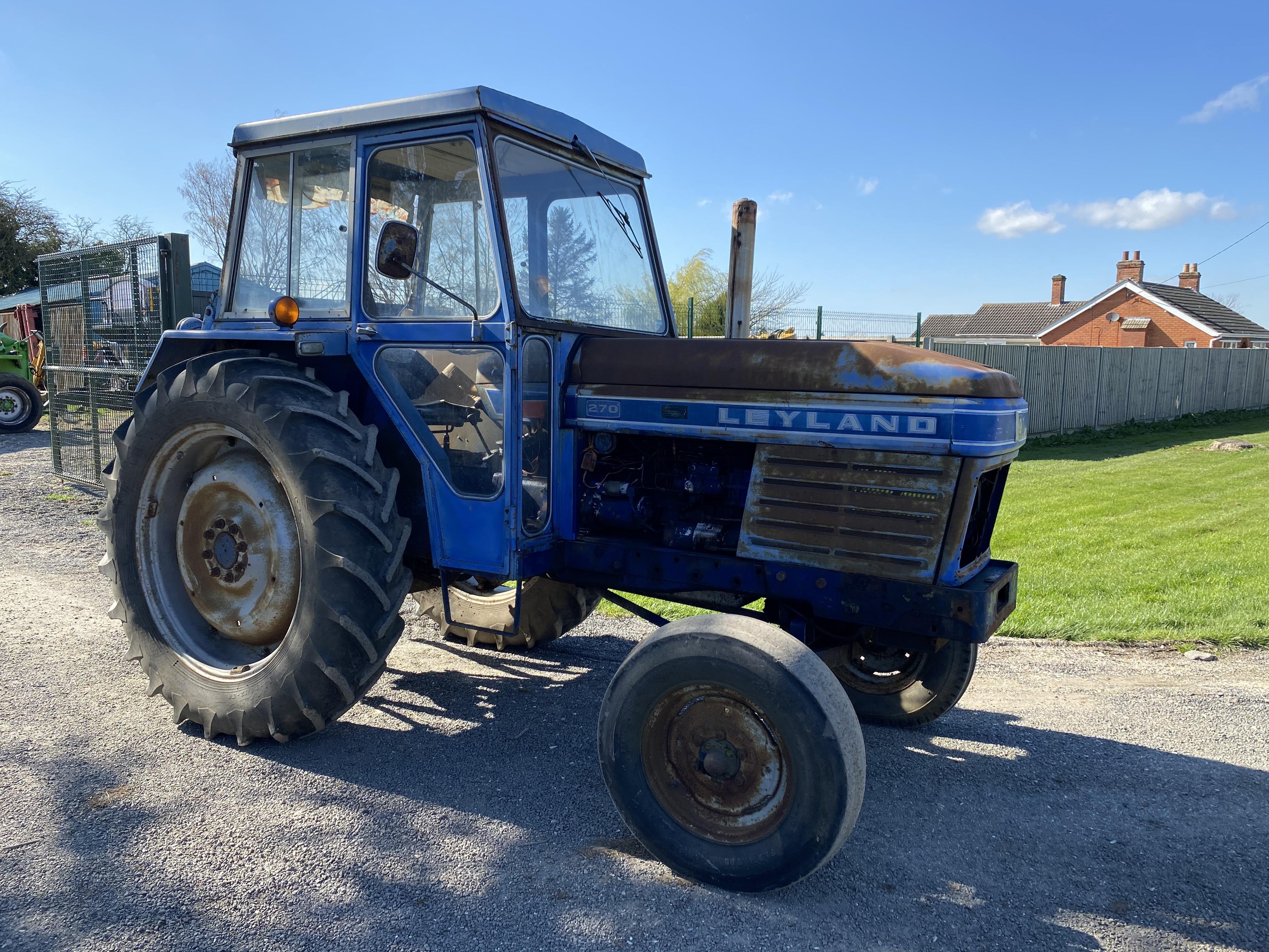 Leyland Tractor 270