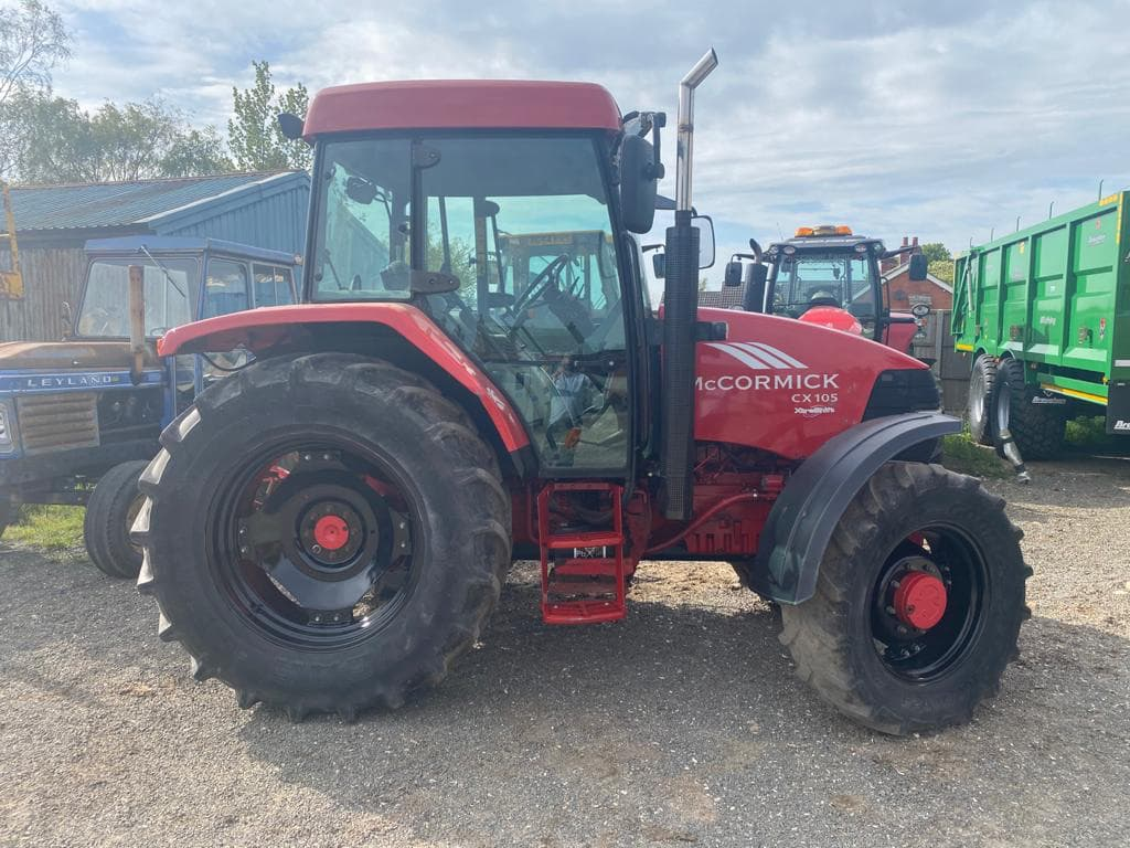 McCormick CX 105 XtraShift Tractor