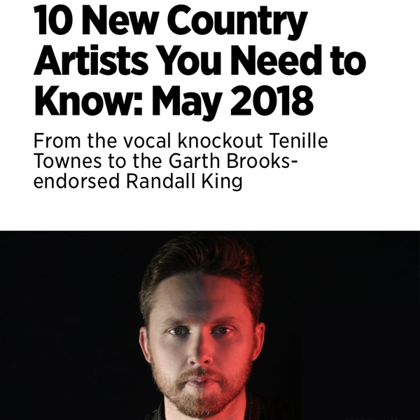 Jameson Rodgers Named a Rolling Stone Country Artist to Know