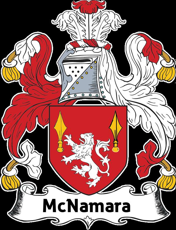 Mc Namara Crest