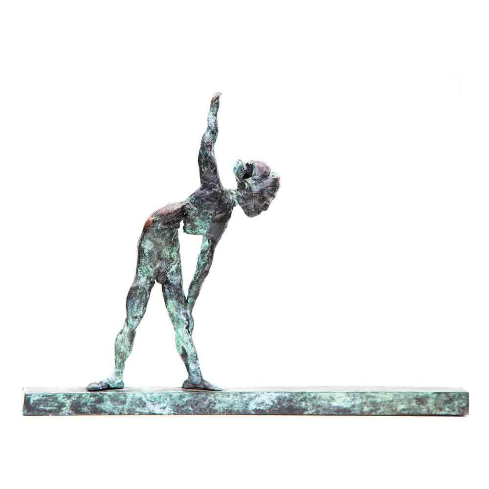 Ballet Beeld Brons door Veri Wisman