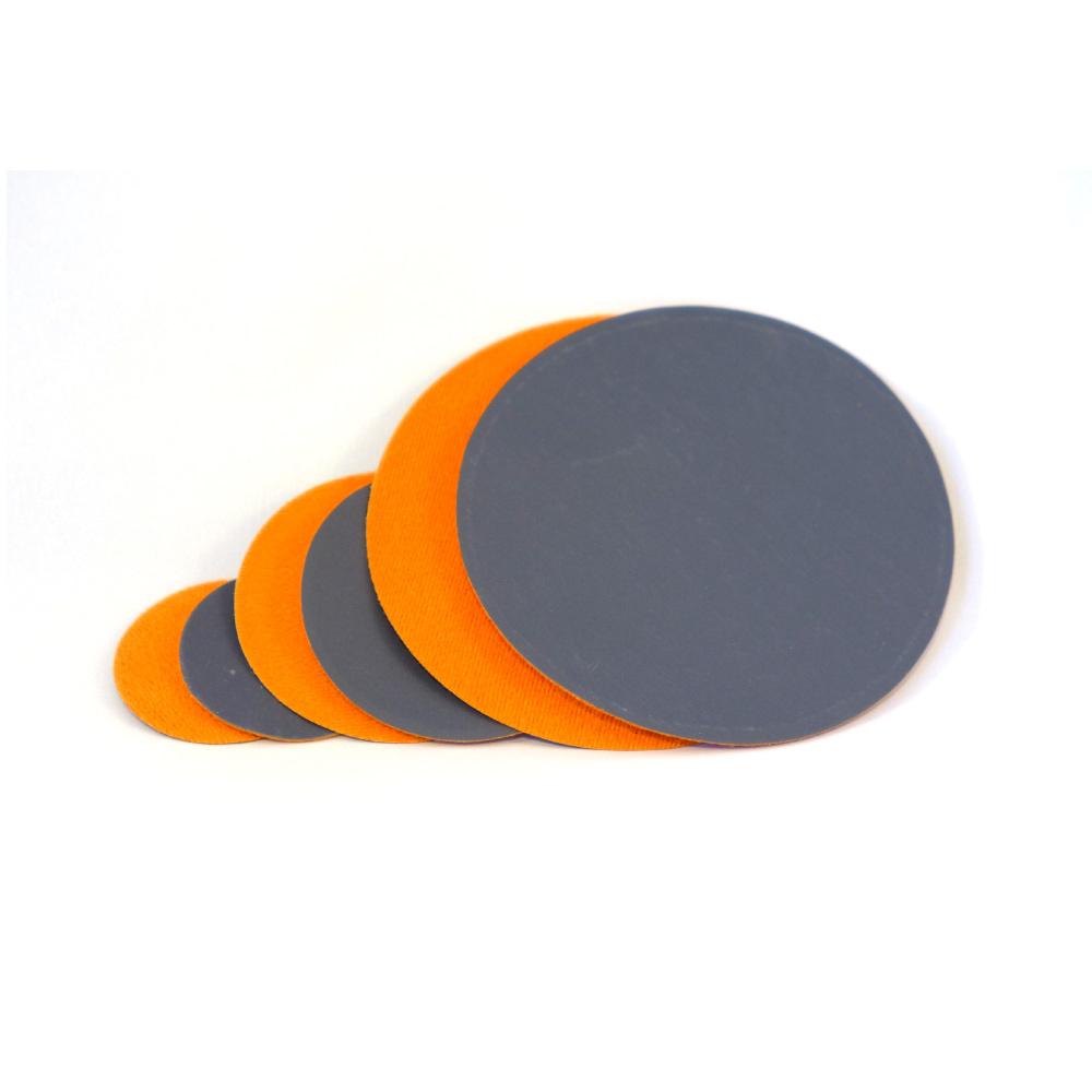 Glass Abrasive Disc 115mm Ultra Fine