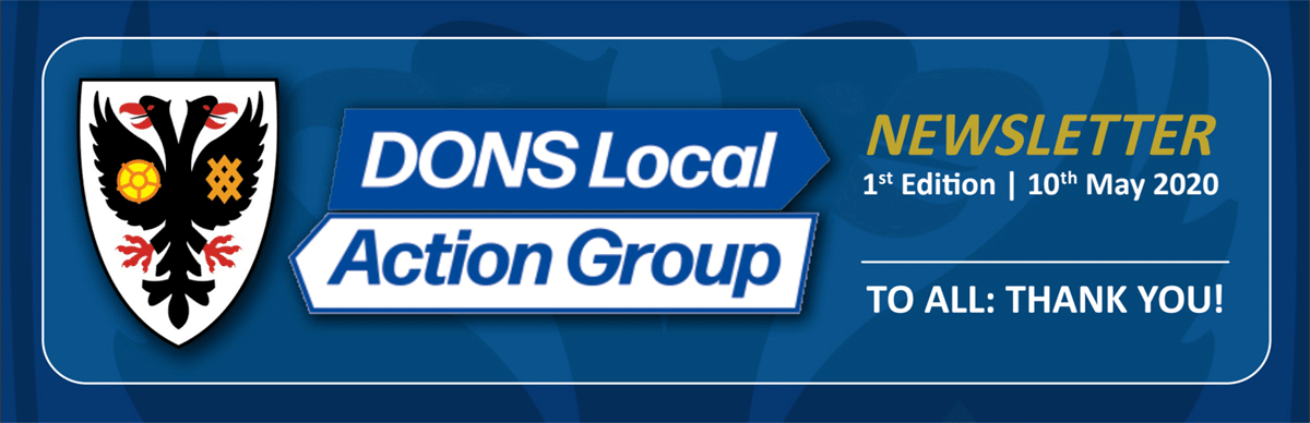 Dons action group - graphic
