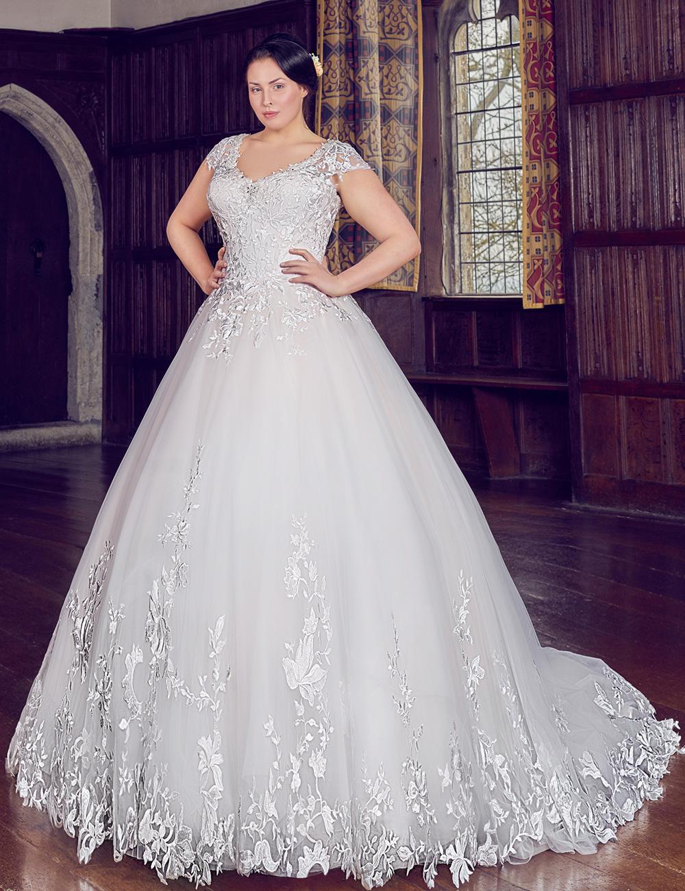 487115559af Wedding Dresses For Larger Ladies Ireland - Data Dynamic AG