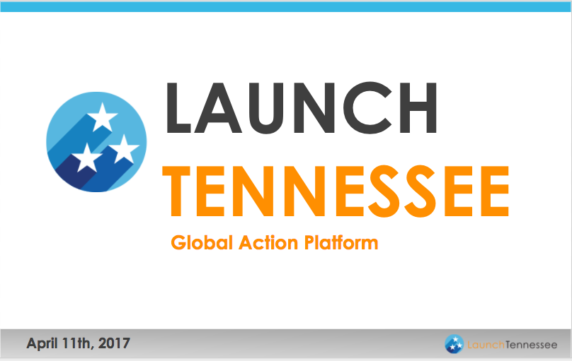 Launch Tennessee University Business Showcase Global Action Platform