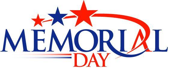 Memorial Day Memo