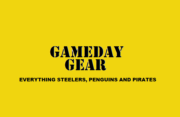 black and yellow gameday gear