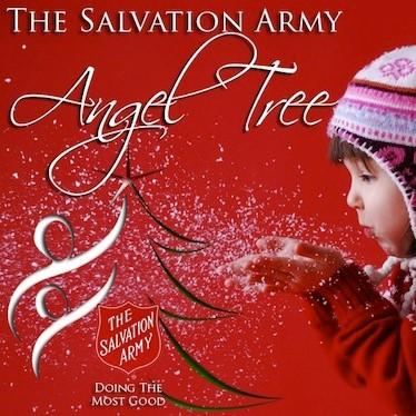 Salvation Army Angel Tree graphic