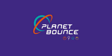 Planet Bounce Logo