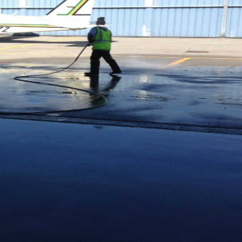 Concrete Cleaning in Columbus, OH