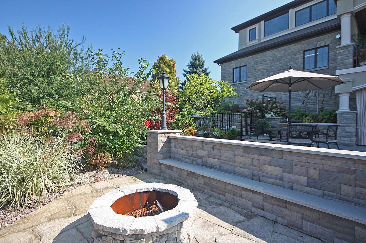 5 unique and inviting stone patio ideas | natale builders