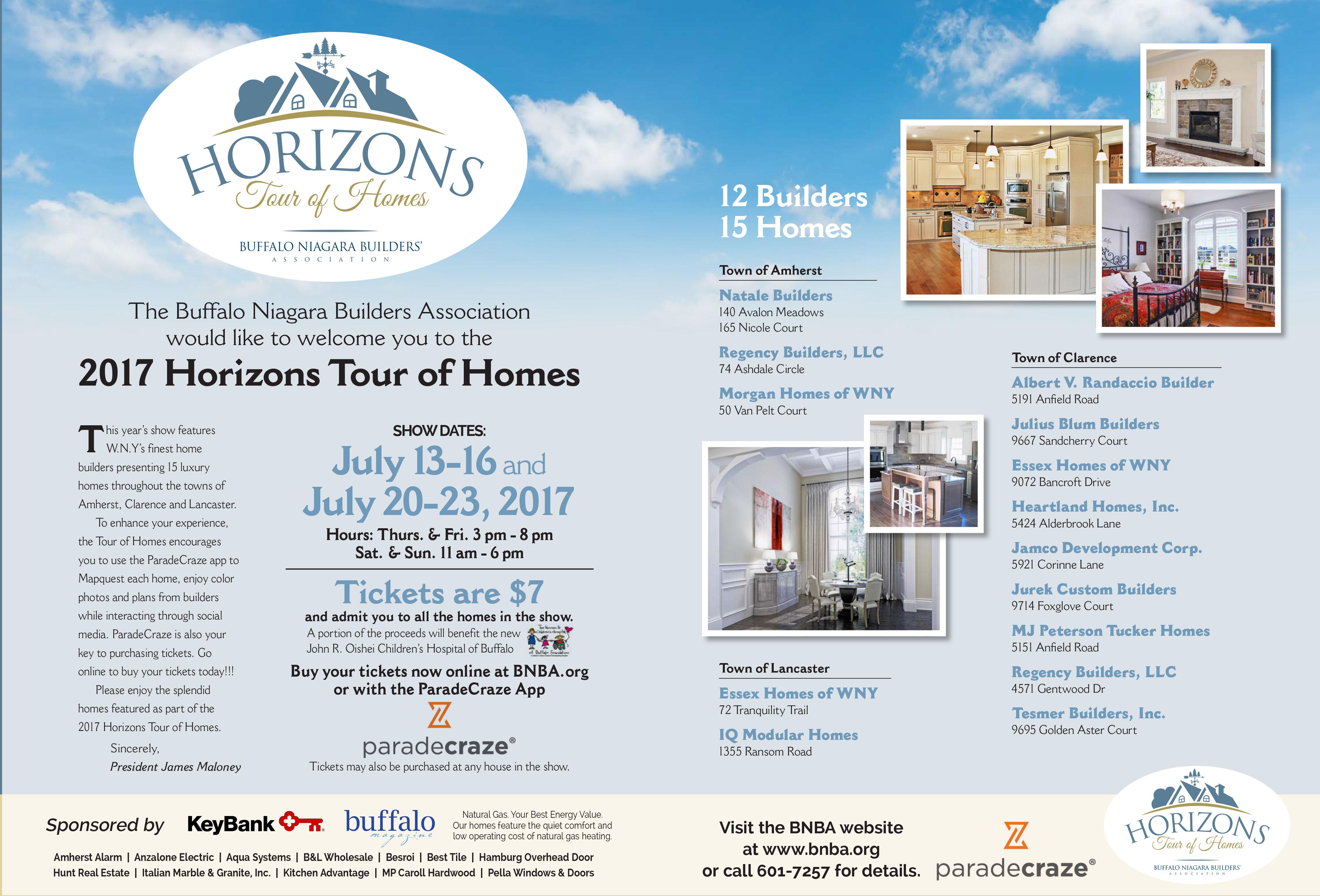 Horizons 2017