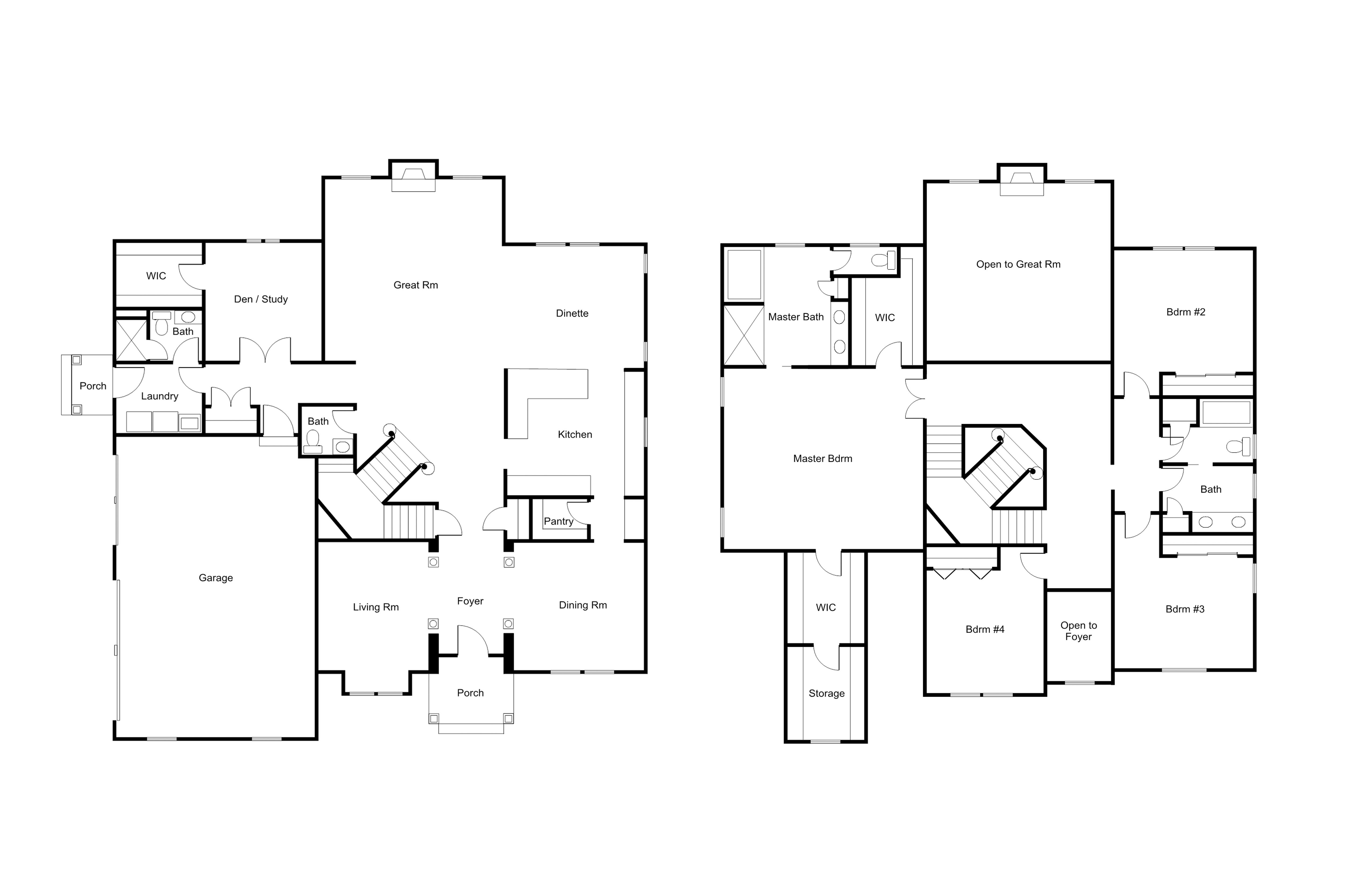 [FP]The Avalon Floor Plan