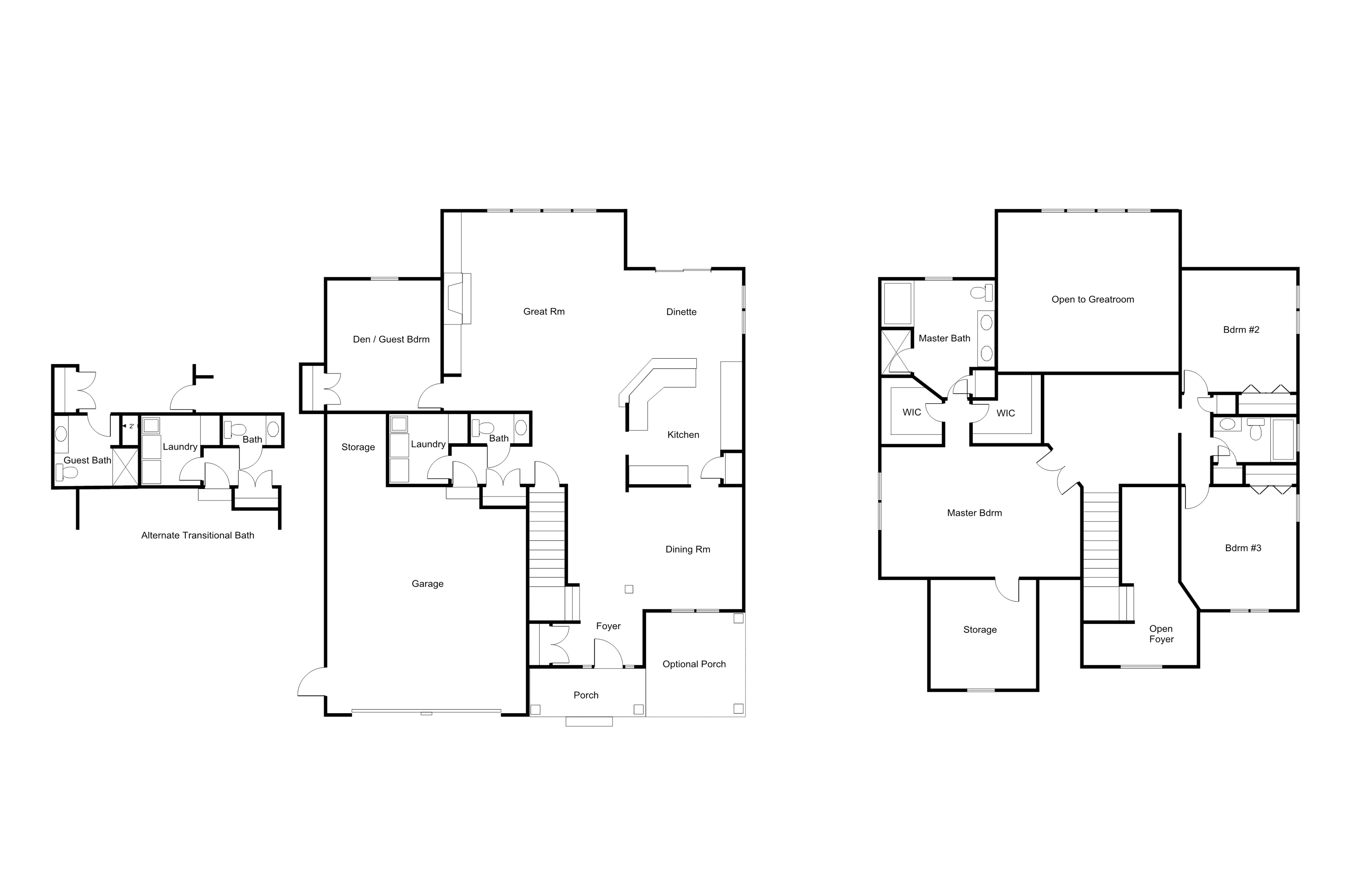 28 Avalon Meadows Floor Plan