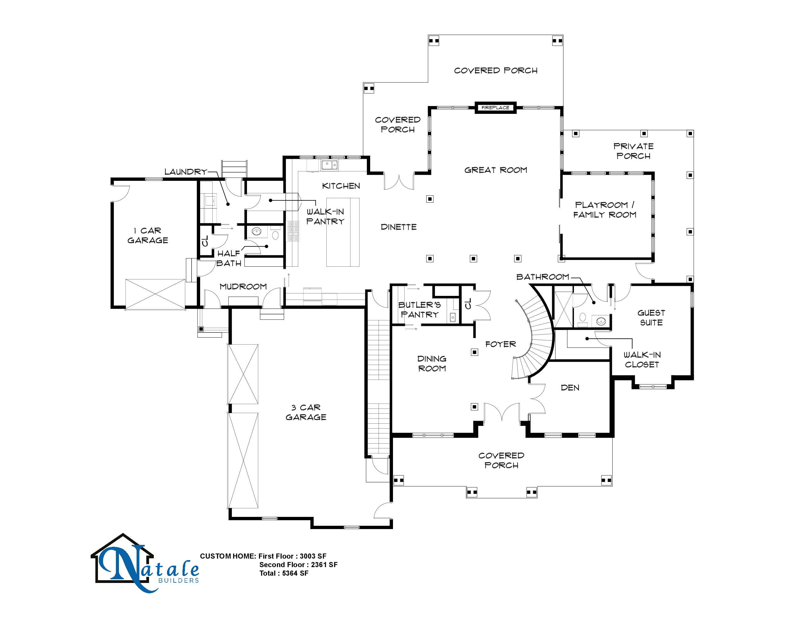 [FP]The Woodcrest Floor Plan