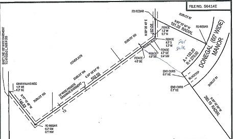 5984 Corrine Ave Development Plot