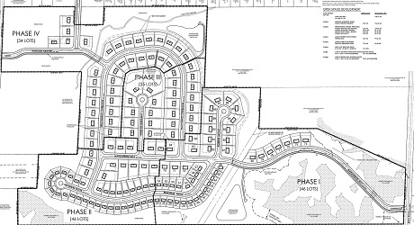 5399 Briannas Nook Development Plot