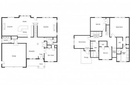 140 Avalon Meadows Floor Plan