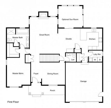 34 Avalon Court Floor Plan