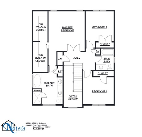 62 Golden Crescent  Floor Plan