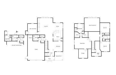 28 Avalon Meadows Floor Plan