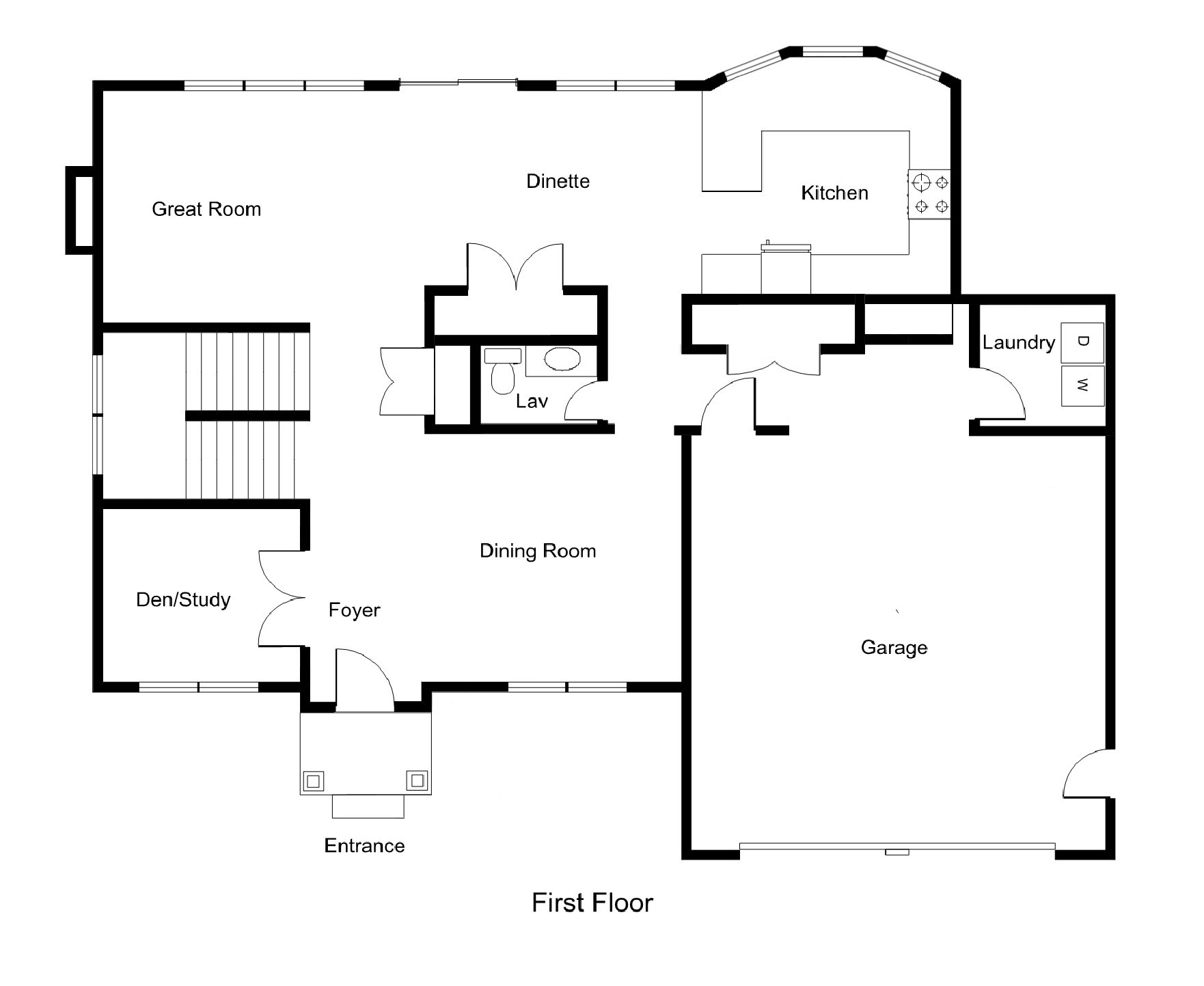 9 Avalon Meadows Ln Floor Plan