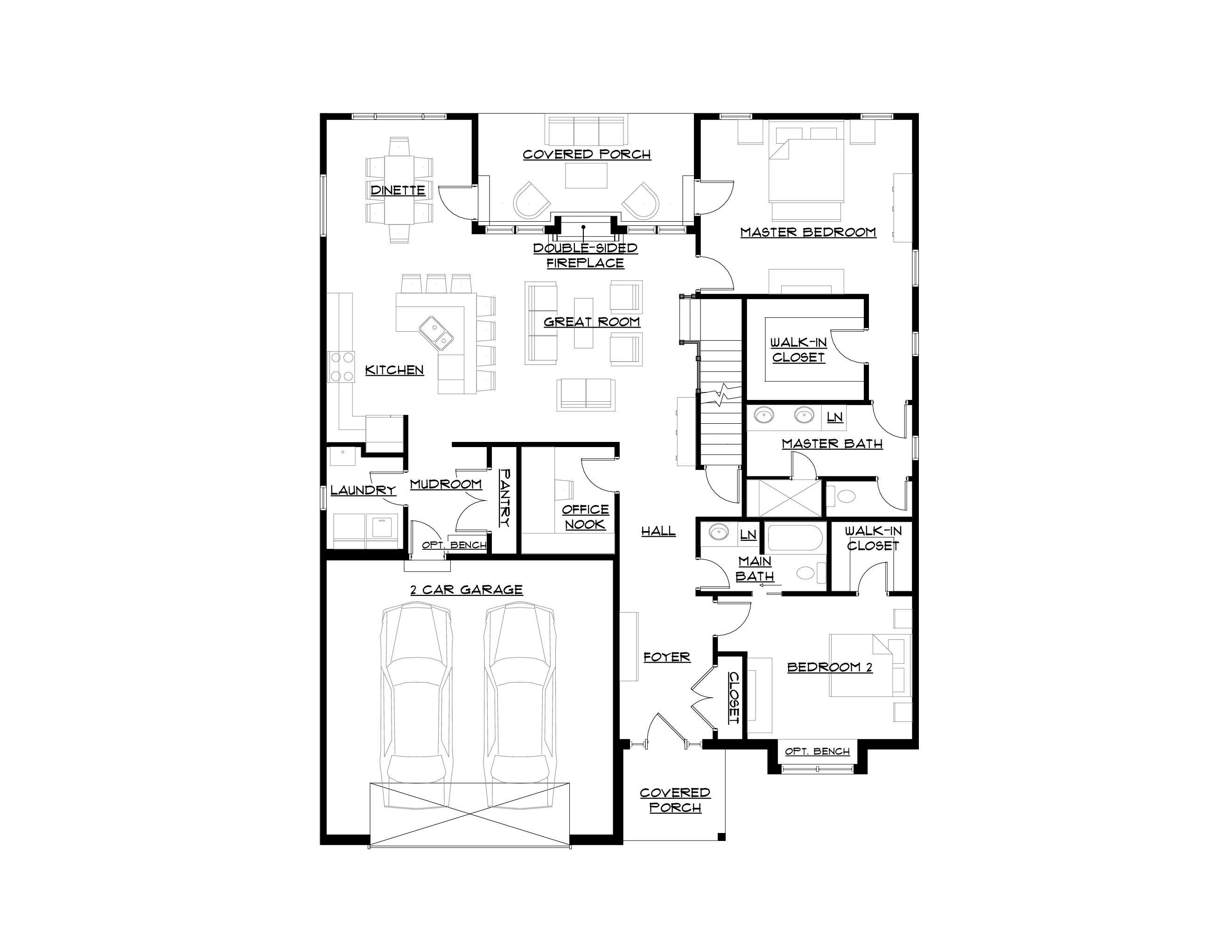51 Nicole Ct Floor Plan