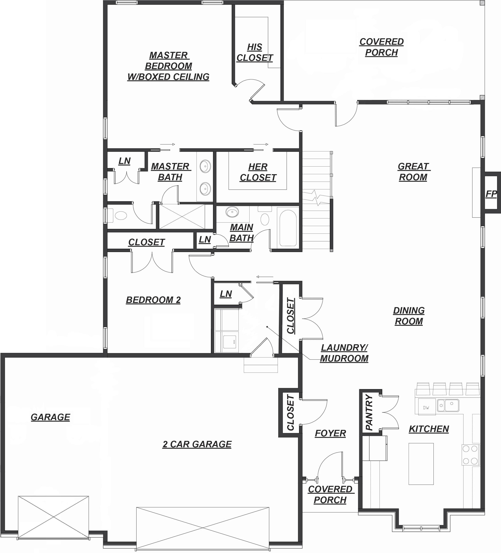 15 Juliette Dr Floor Plan